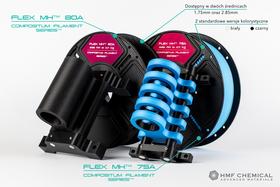 Compositum FLEX MH™ 80A 2.85mm 0.7kg